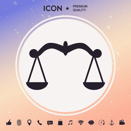 Scales, Icon