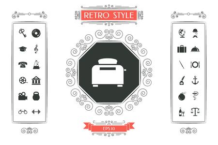 Toaster Oven icon