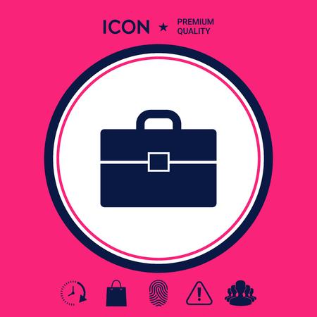 Portfolio icon symbol