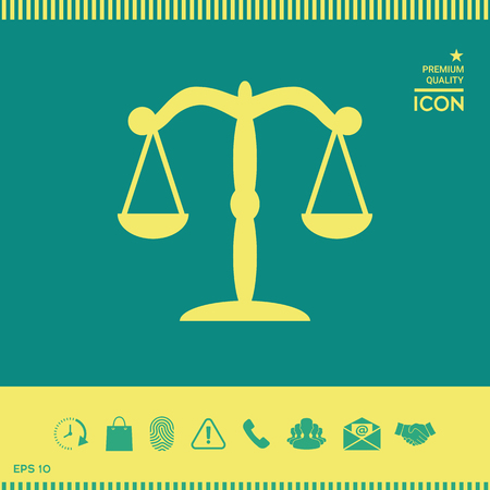 Schalen pictogram symbool