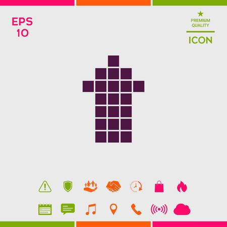 Arrow icon - up