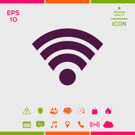 Internet connection icon