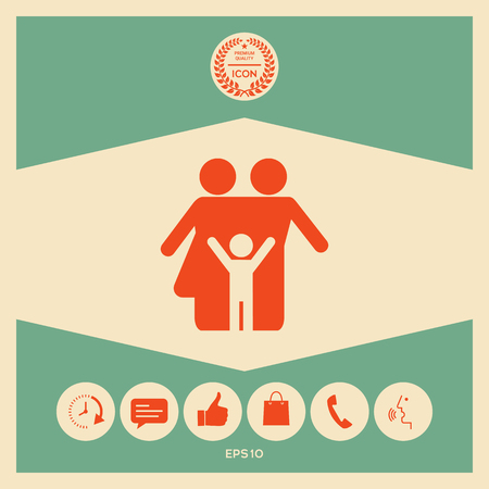 Family icon symbol