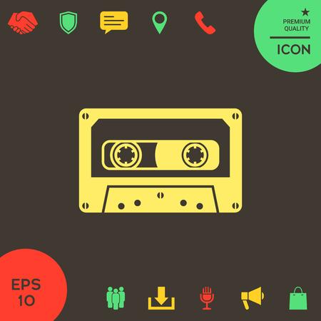 Audio Cassette icon