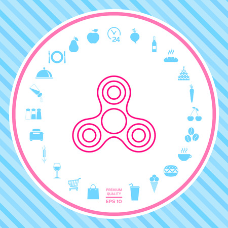 Tri Spinner icon