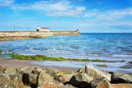 カーコーディ、スコットランドの古い港
