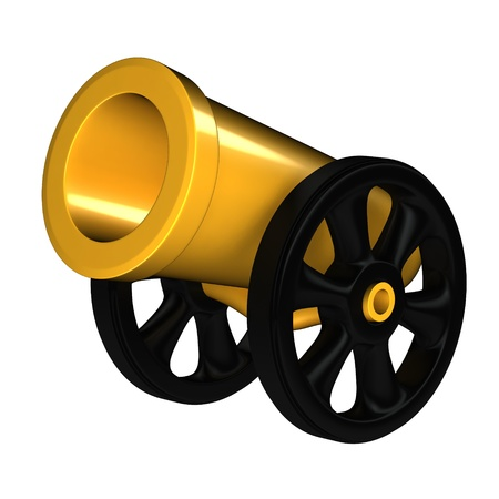 Cannon Stock Photo - 8502261