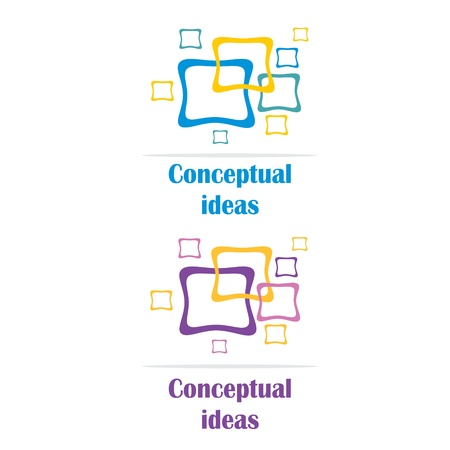 tasks: Conceptual ideas (logo) Illustration