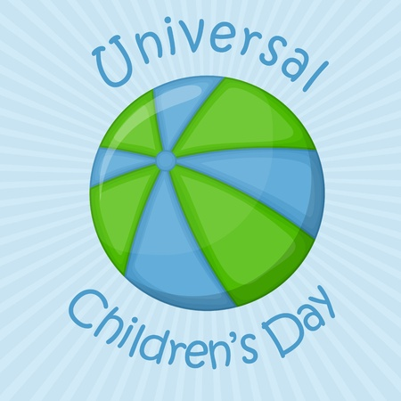 toyshop: Ball planet, universal childrens day