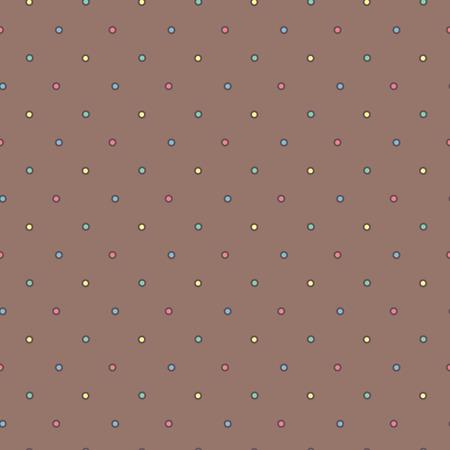 벡터 귀여운 원활한 패턴입니다. 다채로운 텍스처 개념입니다. 009