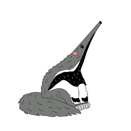 vector cartoon animal clipart