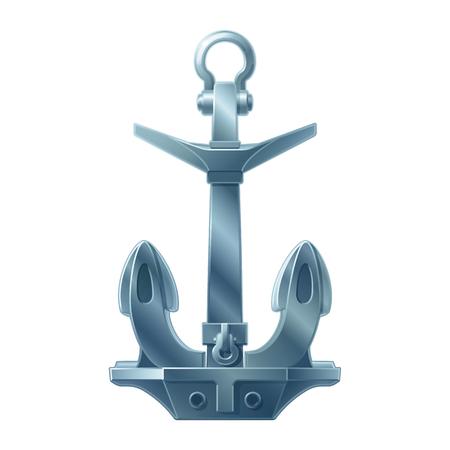 vector sea ocean maritime icon vintage Anchor