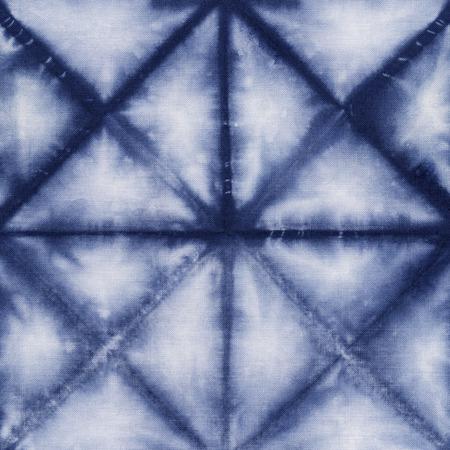 batik: Matériau teint batik Shibori