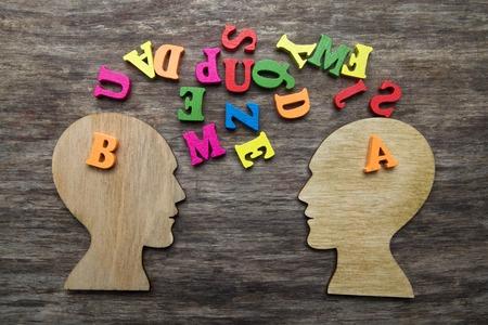 2 人の間のコミュニケーションの欠如