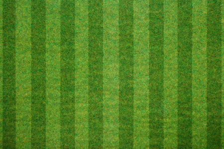 soccerball: soccerball field green grass background. Top view