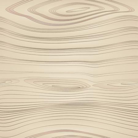 bleached: Vector seamless wood texture. Natural light wood.