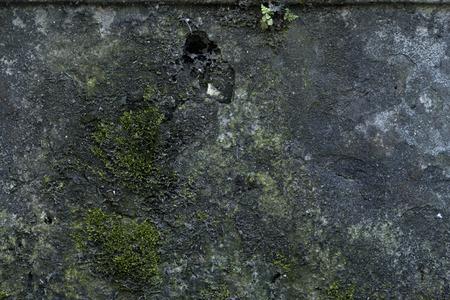damaged: old stone damaged background