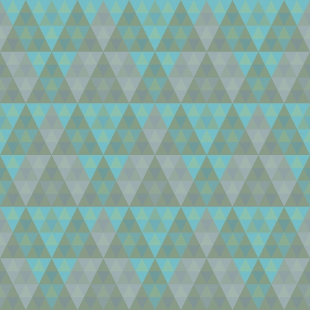 Seamless pyramid pattern  Vector illustration  Vector