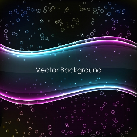 Abstract background for design  Vector Illustration, contains transparencies  Stock Vector - 17750250