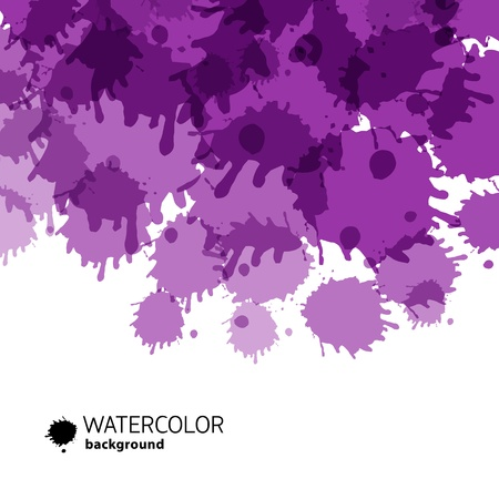 Abstract artistic Background  Vector Illustration, eps10, contains transparencies  Vector