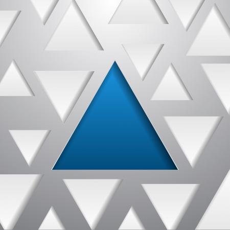 삼각형: 추상 삼각형 배경 벡터 일러스트 레이 션, eps10, 투명 필름을 포함 일러스트
