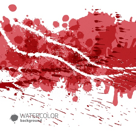 Abstract artistic Background  Vector Illustration, eps10, contains transparencies  Stock Vector - 17910639