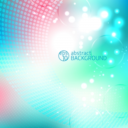 Abstract background for design  Vector Illustration, eps10, contains transparencies  Stock Vector - 17910632