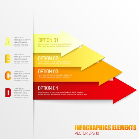 catalogue: Business concept with text fields  Vector Illustration, eps10, contains transparencies