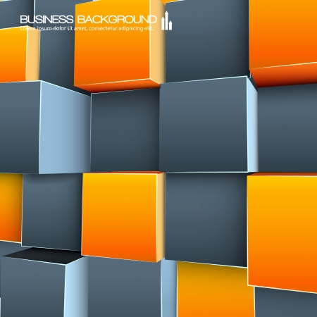 3d abstract background. Illustration and contains transparencies. Vector