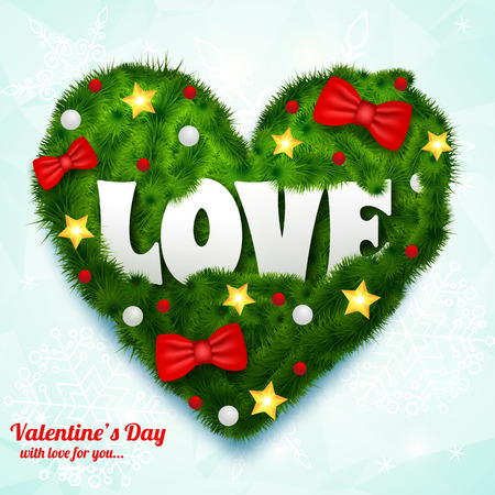 Valentine`s day background. Design concept. Vector Illustration, eps10, contains transparencies. illustration