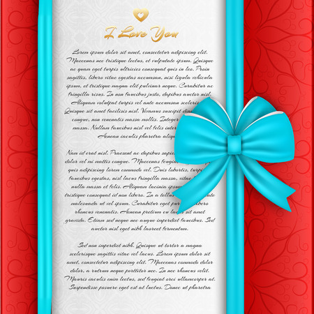Valentine`s day background. Design concept. Vector Illustration, eps10, contains transparencies. illustration