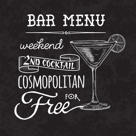 Sketch cocktails and alcohol drinks vector hand drawn illustration Set of sketch cocktails and alcohol drinks vector hand drawn illustration 向量圖像