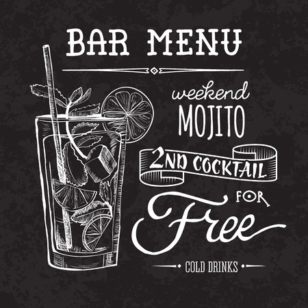 Sketch cocktails and alcohol drinks vector hand drawn illustration Set of sketch cocktails and alcohol drinks vector hand drawn illustration Illustration
