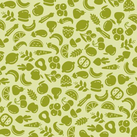 Organic giornata mondiale della salute. Frutta e verdura Archivio Fotografico - 62090300