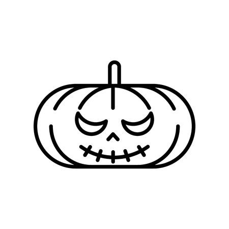 jack o  lantern: Scary Jack O Lantern halloween pumpkin