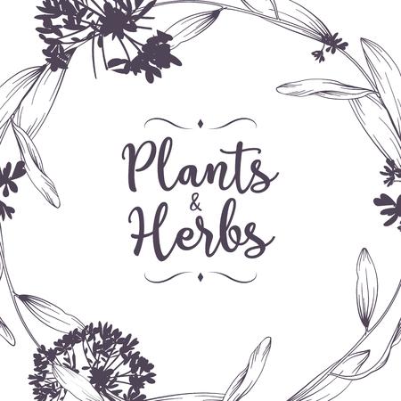 Mooie bloemen achtergrond. Element voor ontwerp of uitnodiging kaart