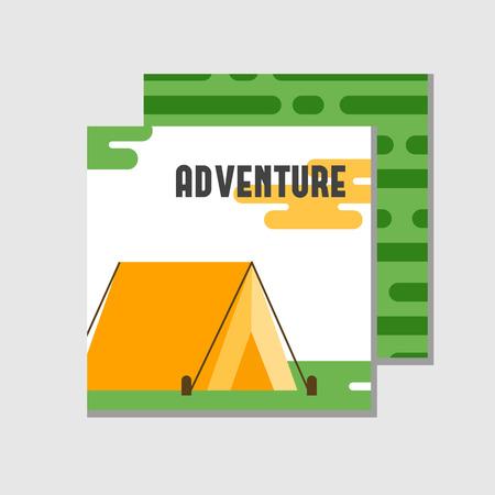 holiday vacation: World Travel. Planning summer vacations. Summer holiday. Tourism and vacation theme. Flat design vector illustration.