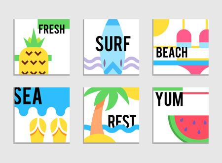 Weltreise. Die Planung der Sommerferien. Sommerferien. Tourismus und Urlaub Thema. Flaches Design Vektor-Illustration. Standard-Bild - 66786816