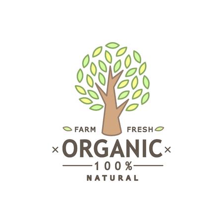 Illustration de logo alimentaire alimentaire réélue représentant Banque d'images - 76055466