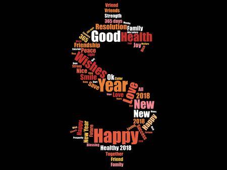 new year icon design