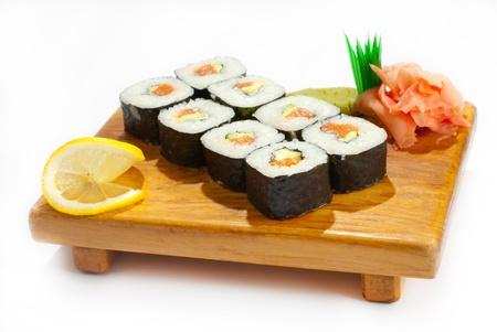 philadelphia roll: Philadelphia Maki Sushi - Roll
