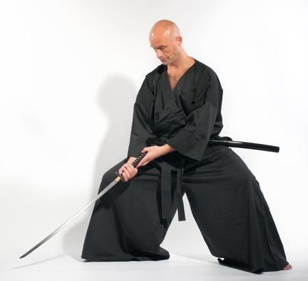 Ken-do warrior studio shot