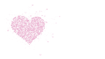 Valentines day concept. Love, feelings tenderness design Stock Photo
