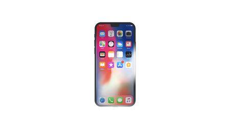 Chernivtsi, Ukraine - July 11, 2019: Brand new black Apple iPhone 11 front side.