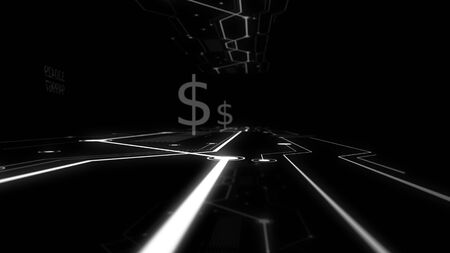 Foreign currency exchange concept abstract background. Stok Fotoğraf