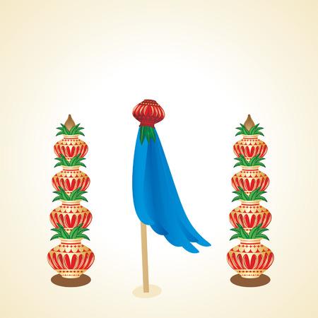 marathi: gudi padwa concept of worship
