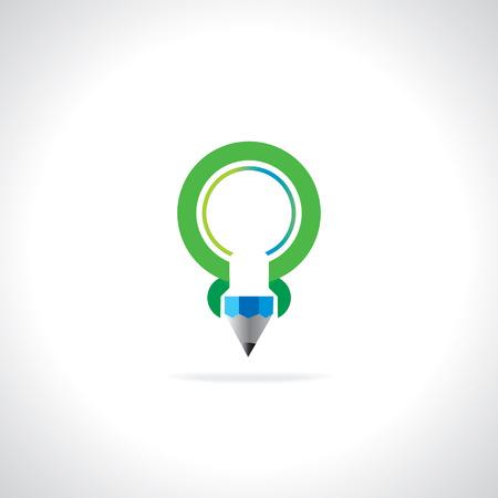 creative logo concept vector Vector