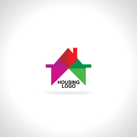 rent house: housing concept vector illustration Illustration