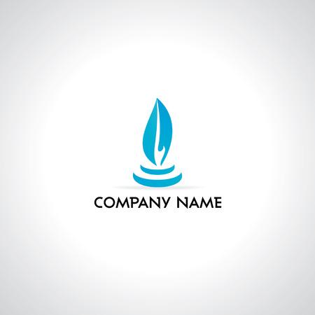 Creative logo design concept idea