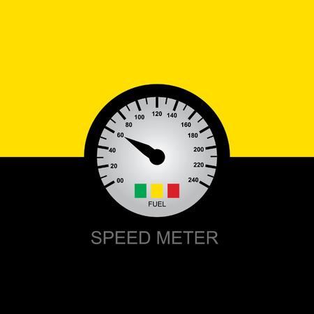速度計ベクトル図